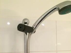 shower handle holder