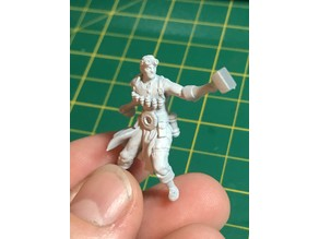 28mm Enchanter\Artificer Miniature