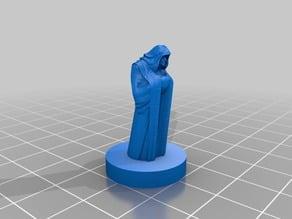 Evil Wizard D&D Miniature