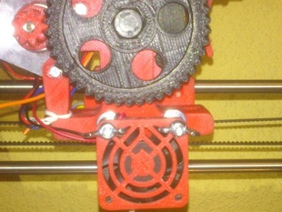My Customized Fan grill (Customizer 40 mm.)