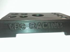 RC car stand vbc racing