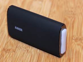 Anker Portable Charger port cover