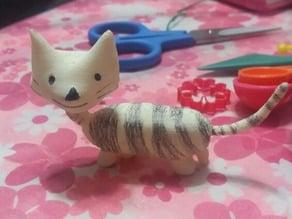 imaginary cat