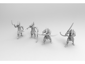 Undying Jackal Cultists