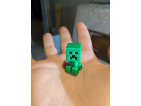 Minecraft Mini Creeper
