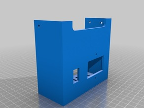Yet Another Power Supply Cover (for eTopxizu 360W)
