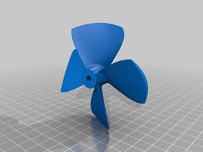 RC Ship Propeller 80mm
