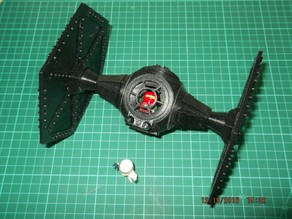 Lego© compatible TIE fighter & More