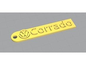 Volkswagen Corrado Keychain