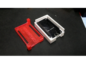 ESP32 WROOM32 DevKit-C ORIGINAL CASE for tamiya universal plate
