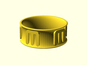 Maker Logo Bracelet IX