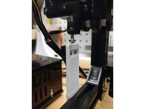 TronXY X3S adjustable z-stop