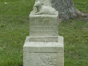 Wagner Infant Monument