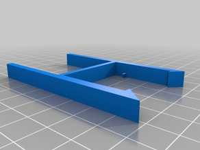 Bed Height Bracket - Glass with PEI or PRINTZ