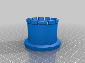 Filament Coil/Spool Adapter (with .skp)