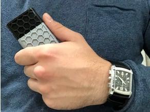 Luxury Gift Fashion Cigarette Case for 10 Hexagon Design