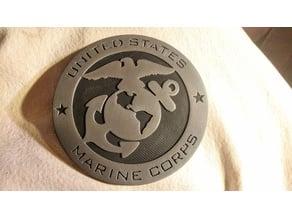 United States Marine Corps Emblem & Insignia