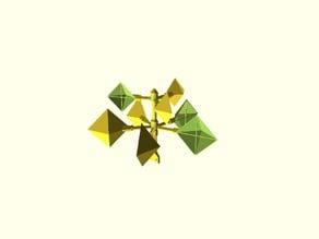 Wind Gauge / Windspiel V4.1 (customizable)