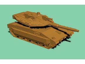 Merkava Mk4 Tank 15mm UD101518