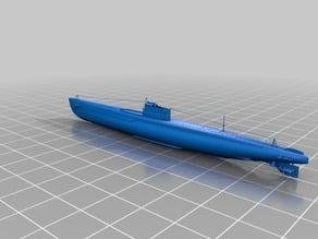 Type C3 submarine I-52
