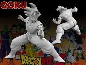 Goku Sculpt