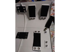 Cosplay Snap Plates (Tandy Line 24)