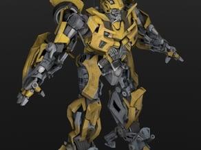 Transformer IV BumbleBee 3d models