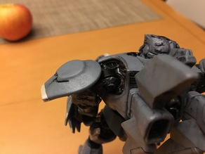 Striker Eureka toy shoulder joint repair