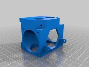 Dual J-Head Extruder for the Hypercube Evolution