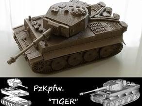 TIGER Tank!