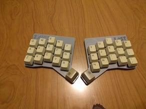 SANIC keyboard
