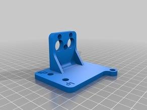 LPA Modular X carriage dual hotend support