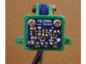 TSL2591 Articulating Sensor Mount