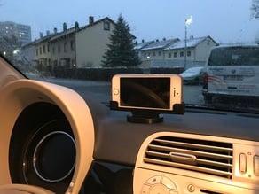 Fiat 500 Navi Port Blue&Me