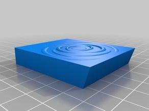Floating Pyramid LED-ready