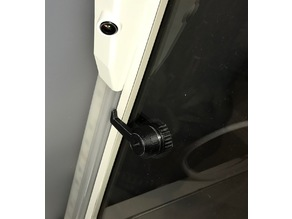 Printed Solid Ultimaker 3 Safety Door Latch