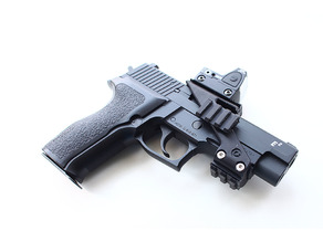 20 mm rail for SIG P226 E2 Long and Integrated(Tokyo Marui Air soft)