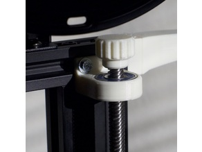 Ender 3 Z-axis Leadscrew Support Guide
