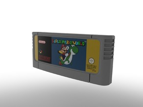 Super Nintendo Classic Mini Cartridge
