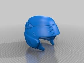Starship trooper Helmet