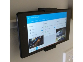 Nexus 7 (2013) Qi Wall mount