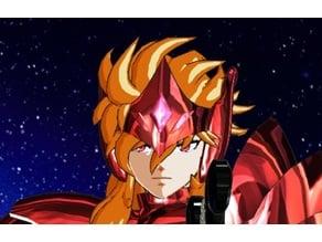 Eta helmet from Saint Seiya Asgard Saga