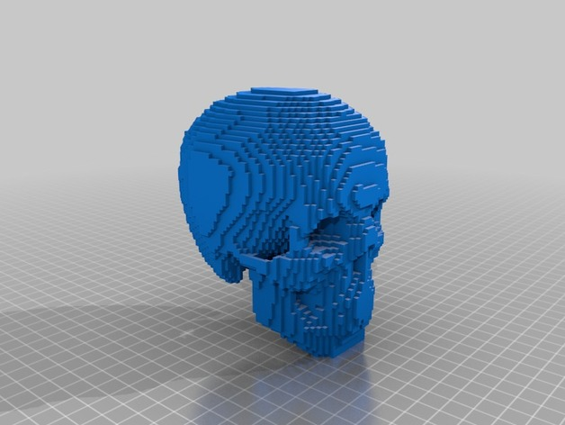 Geodesic Skulls & Projections | Joshua Harker | Cardboard ... | 472x628