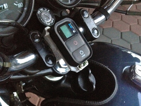 GoPro Wifi Remote Bike or Motorbike Mount