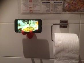 The tough toilet guy
