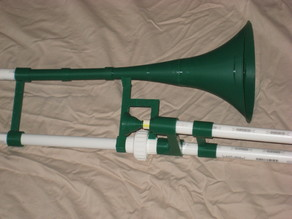 The Original 3d Printed Trombone!