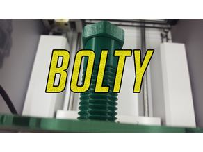 Bolty! a hidden compartement boltscrew