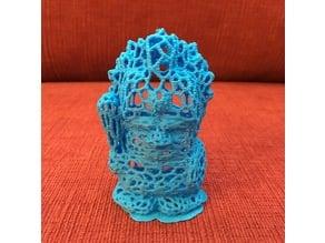 Voronoi Aztec Chief