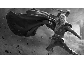 Thor Litho Picture