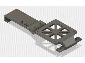 Philips 237E to VESA 100 adapter